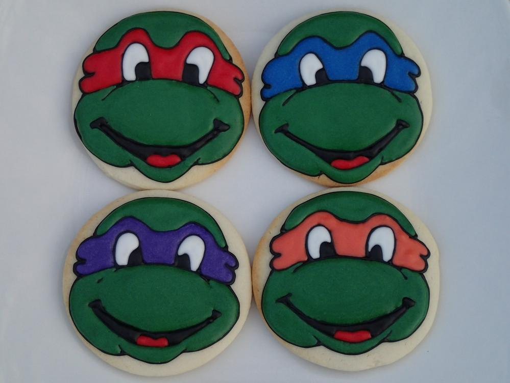 Teenage Mutant Ninja Turtles Cookie Connection