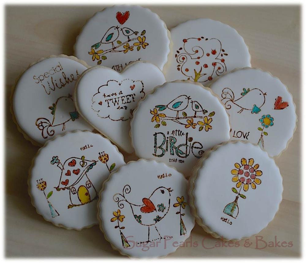Stamped Cookies (29)