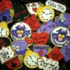 Alice in Wonderland - Red, Black & Purple Themed Party