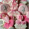 Ballerina Cookies Full Set
