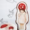 Little Miss Mushroom