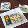 Paint Pallete Cookies (Paintable Cookies)