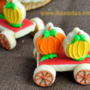 Pumpkin Wagon Cookies