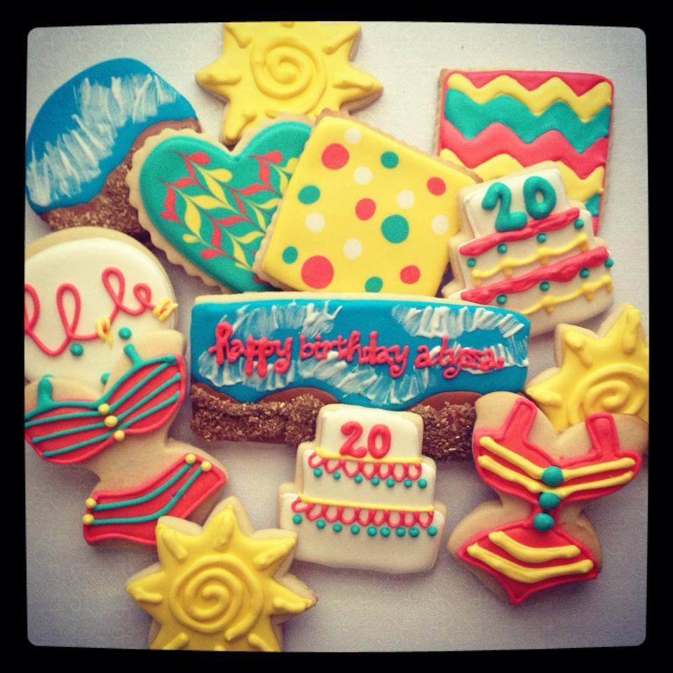 Beach Themed Birthday