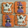 Halloween Cookies for Go Bo Foundation