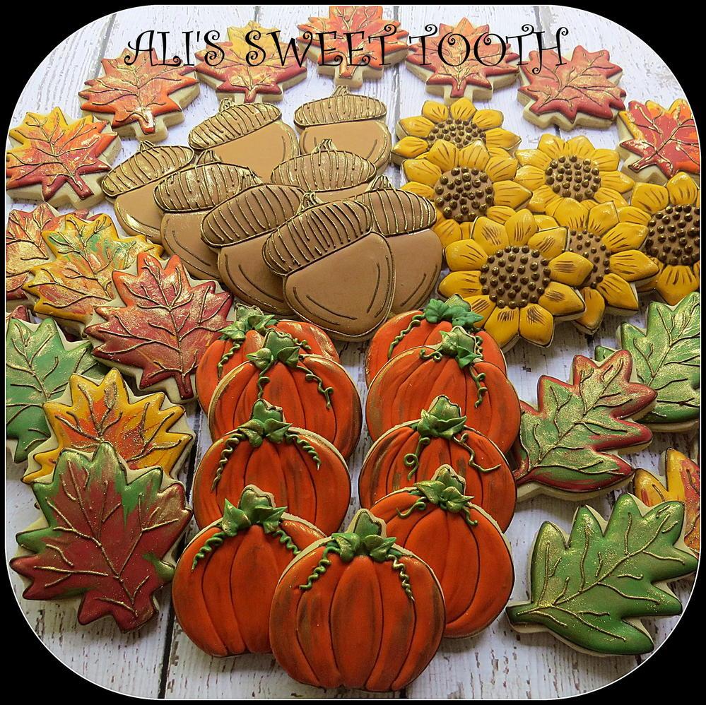 Ali's sweet tooth GoBo Cookies