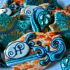 Scrapbook Inspired Cookies