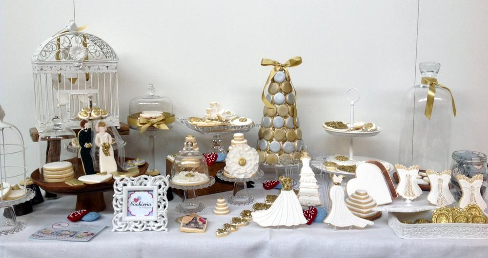 Cookie-Scapes/Dessert Table
