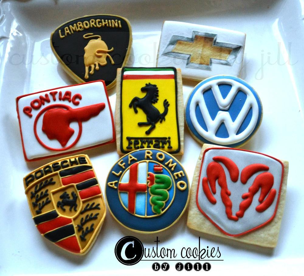Car Logos Cookie Connection