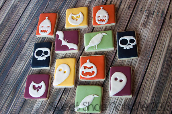 halloween mod cookies (1 of 7)