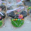 Luau Minnie Party Favors