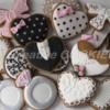 Maria's bridal shower cookies