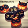 Halloween Cookies for the Go Bo! Foundation