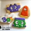 Goofy Halloween Monsters!