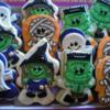 Go Bo Foundation Halloween Cookies