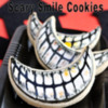 Scary Smile Cookies