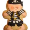 halloween pirate boy