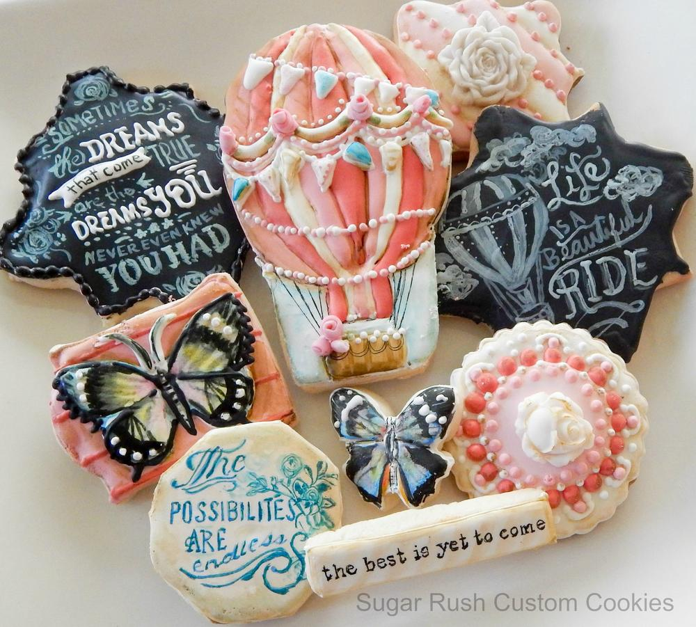 Jaclyn's Cookies: Travel-Themed Gift
