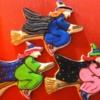 Brujas Volando