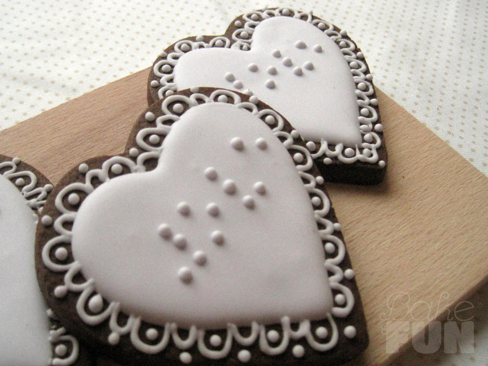 When Color Doesn't Matter - Braille Cookies