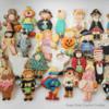 Halloween Trick or Treaters Costume Cookies