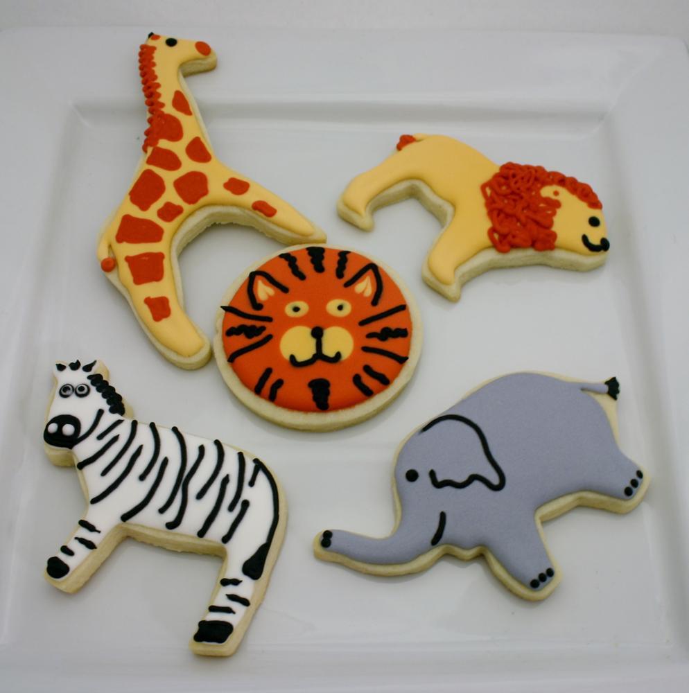 Zoo Animals!