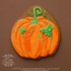 Fall Pumpkin~ ©The Cookie Connoisseur/Whisked Away Cookies