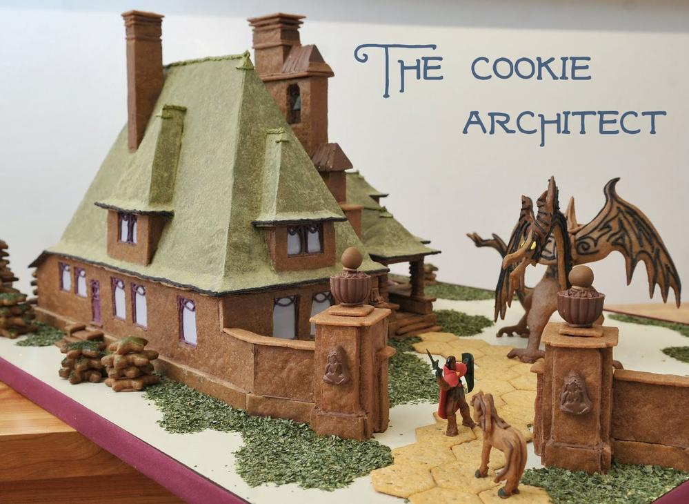 Slaying the Dragon in Sleeping Beauty- The Cookie Architect