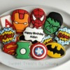 Marvel Superhero Platter