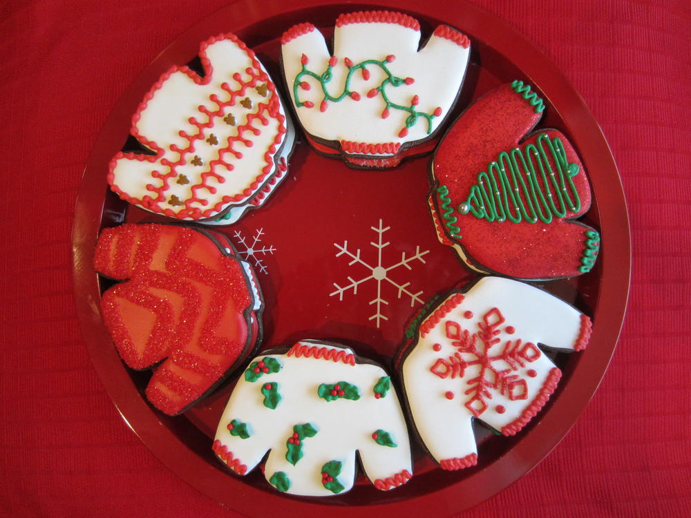 Ugly Christmas Sweater Cookies Cookie Connection