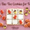 Fall Tic-Tac-Toe Cookies