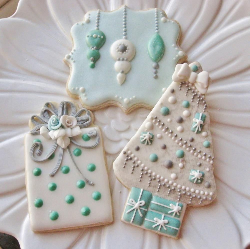 Robin's Egg Blue Christmas | Cookie Connection
