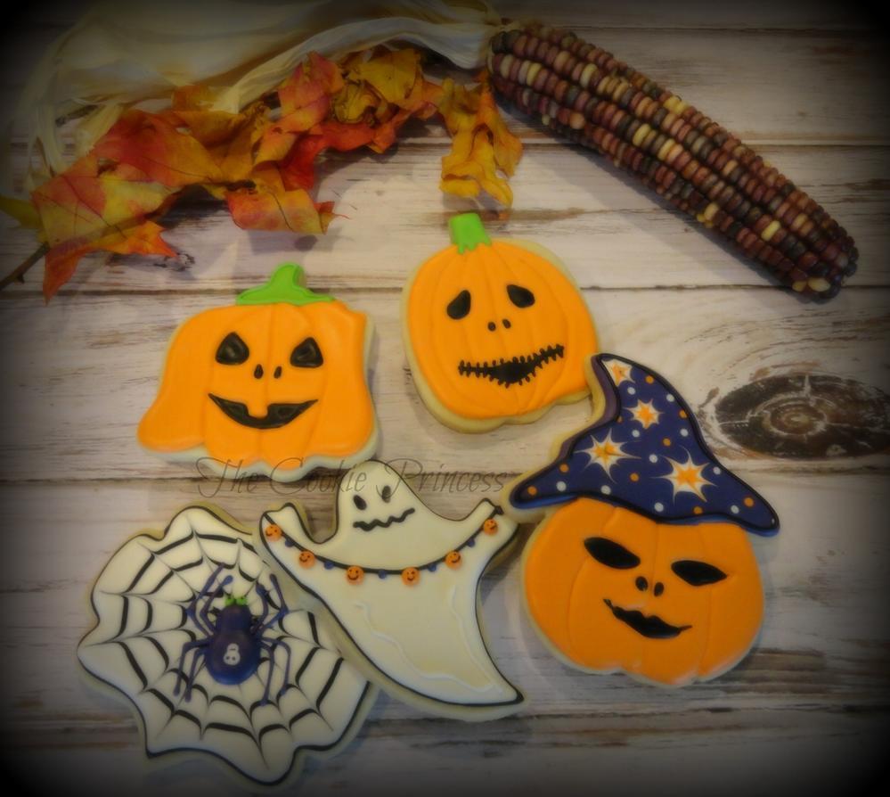 More Halloween Pumpkins