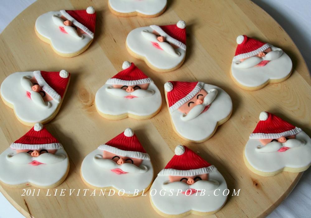 Santa Claus Cookie Connection