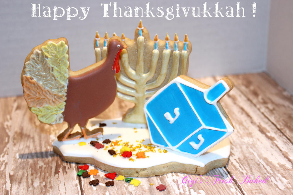 Happy Thanksgivukkah!