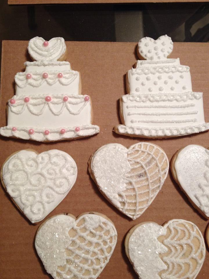 wedding cake shaped cookies wedding cake cookies cookie connection 8748