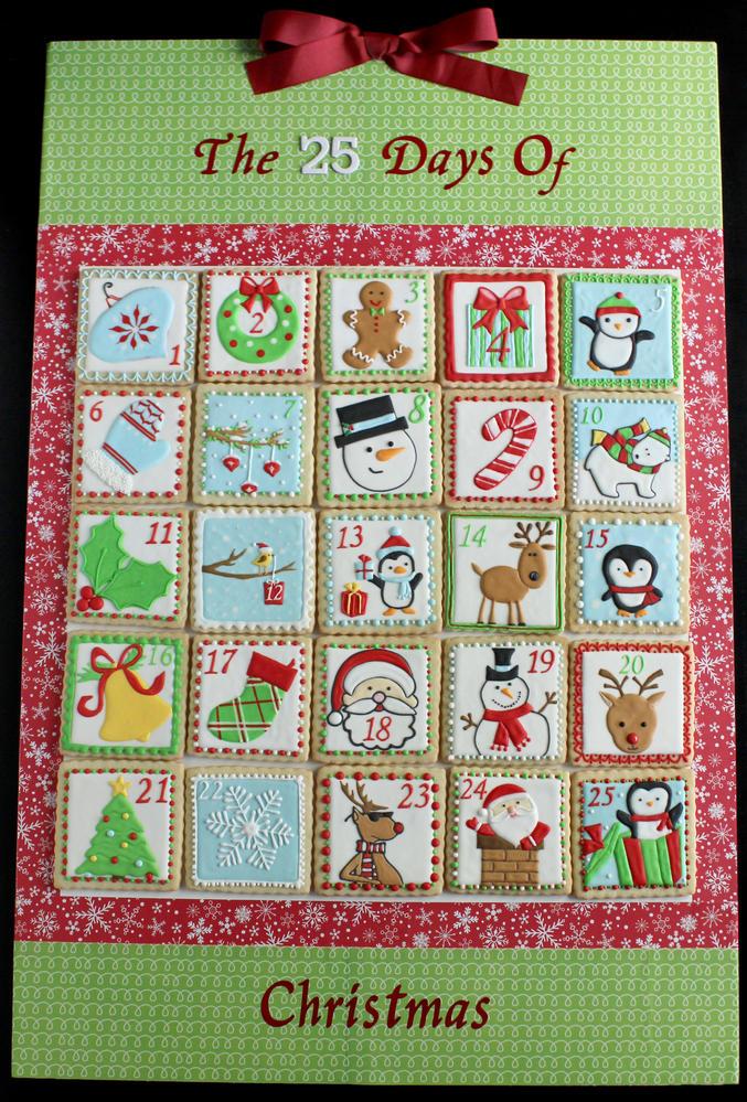 Cookies Advent Calendar