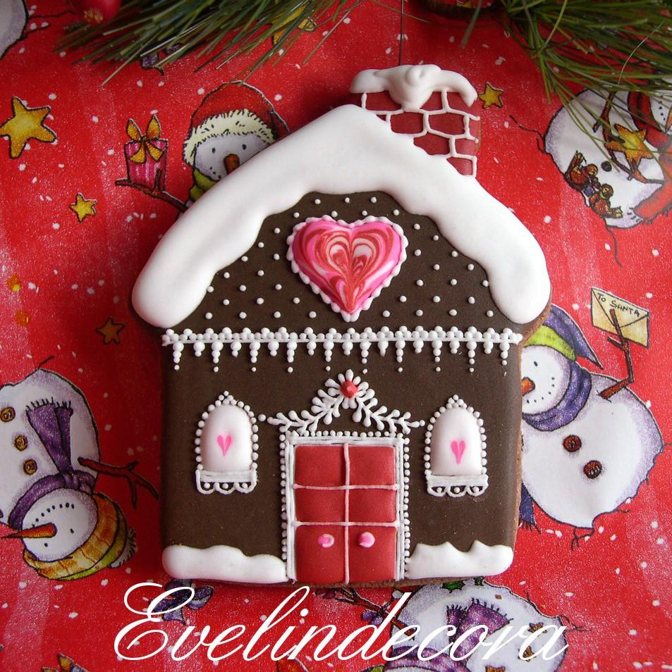 Gingerbread House Cookie Cookie Connection