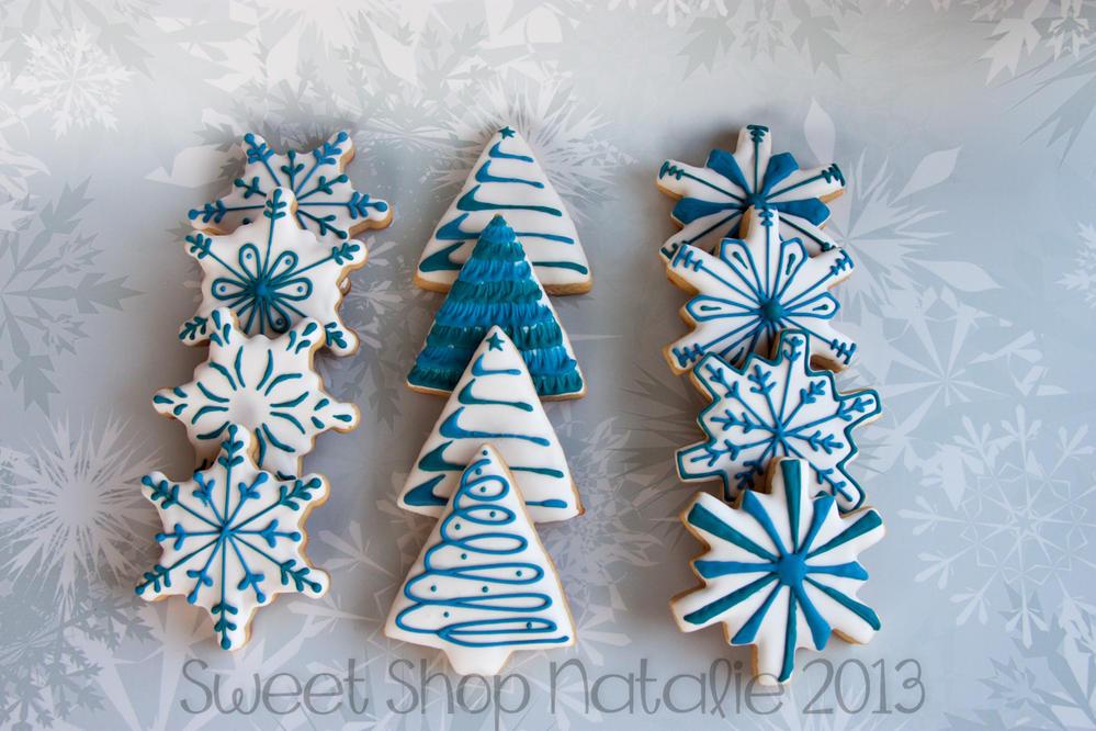 blue christmas cookies (1 of 4)