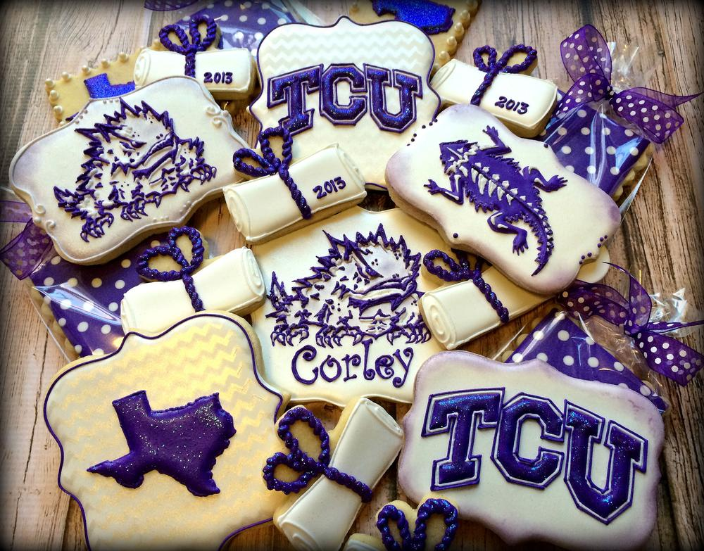 TCU Cookies (Texas Christian University)