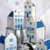 Little houses christmas