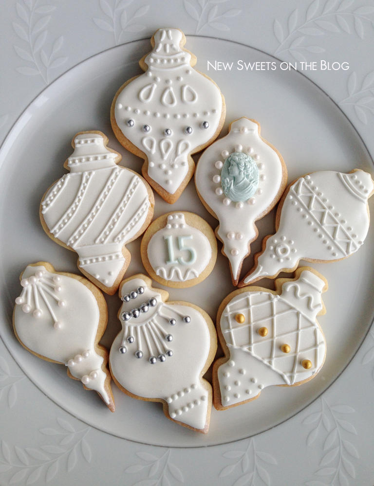 White Christmas Cookie Connection