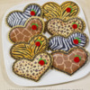 Animal Print cookies for Cookie'sCool