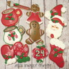 Ali's Sweet Tooth Christmas Eve Cookies