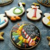 Happy New Year | The Cookie Architect