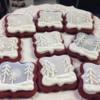 Red Velvet winter cookie OC