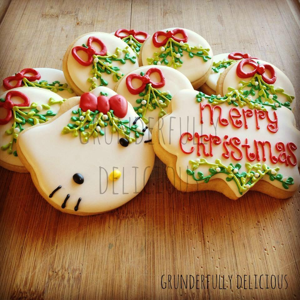 Hello Kitty Christmas | Cookie Connection