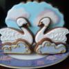 3d Swans