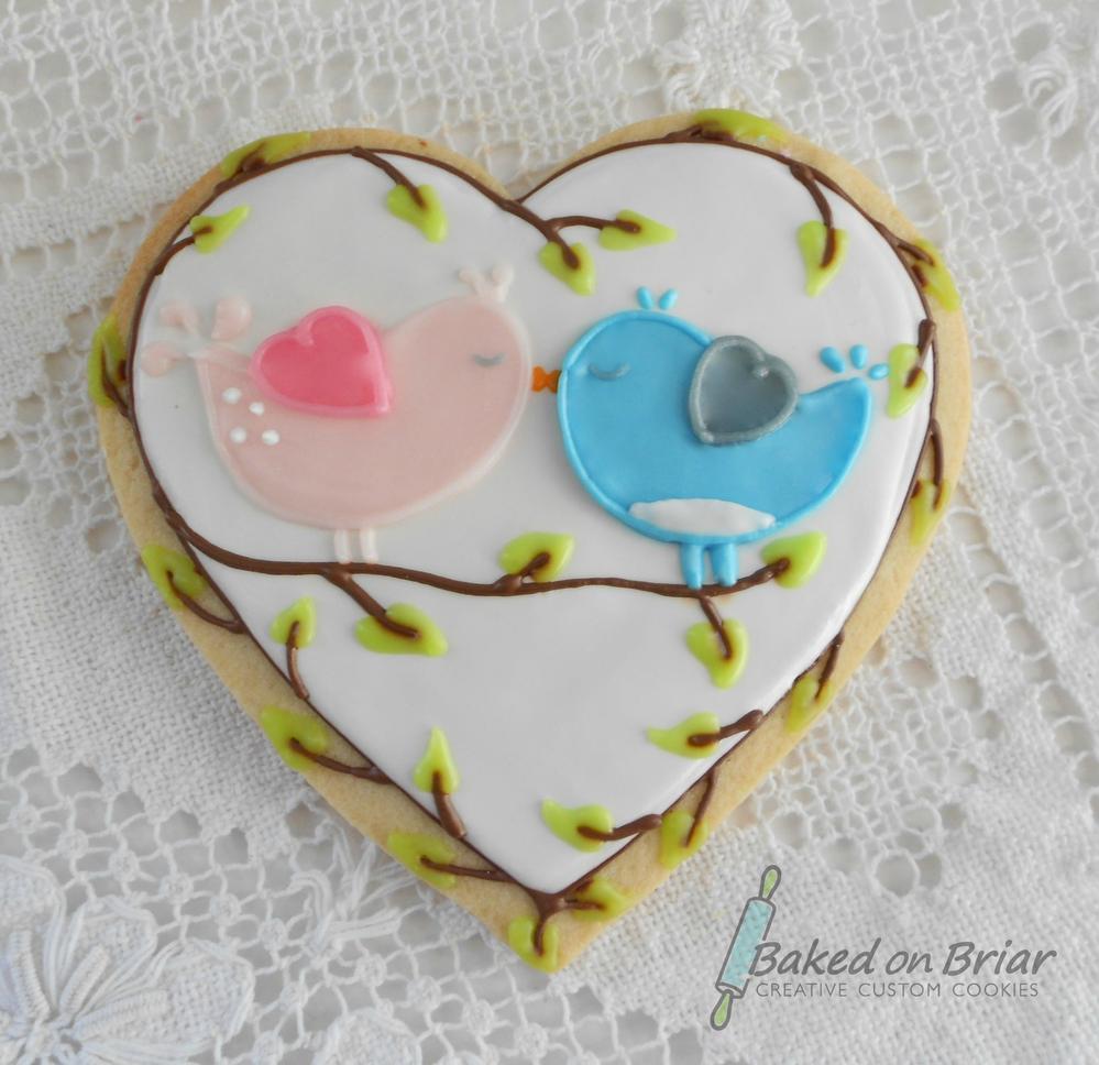 Love bird Valentine