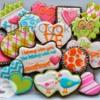 Whimsical Valentine Platter